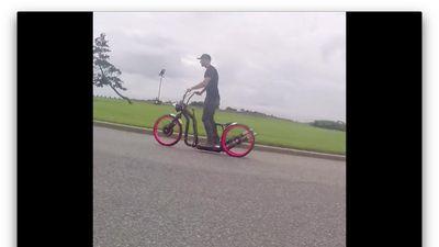 Chiêm ngưỡng những chiếc xe đạp điện 'dị' đang gây sốt trên Instagram