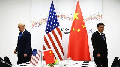 Tổng thống Trump tăng thuế lên 550 tỉ USD hàng hóa Trung Quốc