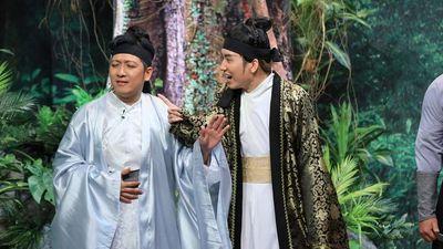 Võ Hoàng Yến bất ngờ 'thách thức' Trấn Thành tại 'Ơn giời'