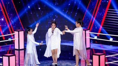 Phạm Quỳnh Anh nghẹn ngào nước mắt dùng quyền CỨU duy nhất: Diệp Nhi xuất sắc lọt Top 21