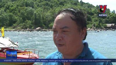 Rác thải đe dọa rạn san hô bán đảo Sơn Trà
