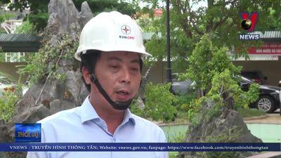Ngành điện Quảng Bình chủ động phòng chống bão lụt