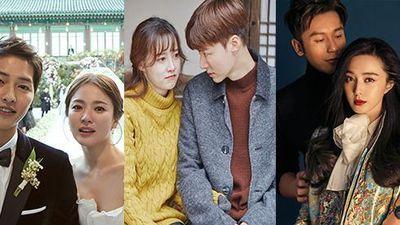 Những cuộc chia tay gây chấn động giới giải trí châu Á năm 2019