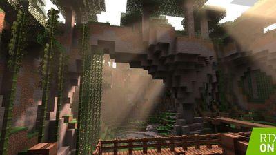 Game xấu xí Minecraft đẹp như phim nhờ công nghệ mới