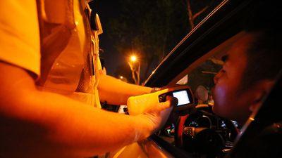 Gần 15.000 tài xế uống rượu bia khi lái xe bị phát hiện trong 1 tháng