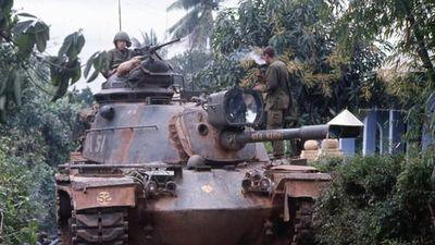 Mỹ đã mất bao nhiêu xe tăng M48 trên chiến trường Việt Nam?