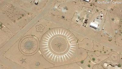 CLIP: Người đàn ông Thụy Sỹ tới Argentina xây bãi đáp UFO theo chỉ thị của người ngoài hành tinh