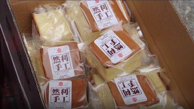 Thu giữ lượng lớn thịt lợn, bánh Trung thu nhập lậu