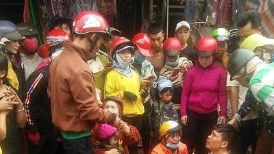 Camera cung cấp chứng cứ 'độc' vụ CSGT Đắk Nông bị đám đông vu vạ