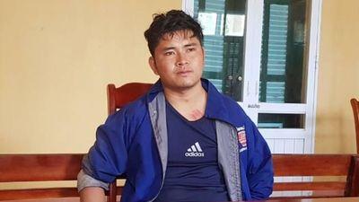 Bắt thanh niên Lào vận chuyển 5.200 viên ma túy và 1kg thuốc phiện qua biên giới