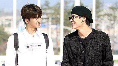 Chết cười với bộ ảnh 'thiếu ngủ' của X1 tại sân bay, cùng Kim Jae Hwan (Wanna One) đến Nhật