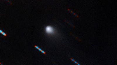 Những hình ảnh đầu tiên về 'vị khách không mời' ghé thăm hệ mặt trời