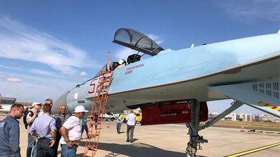 Tiêm kích Su-35, chiến đấu cơ Sukhoi Superjet 100 của Nga tới Thổ Nhĩ Kỳ làm gì?
