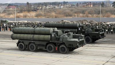 Nga công bố video cận cảnh quá trình vận chuyển S-400 cho Thổ Nhĩ Kỳ