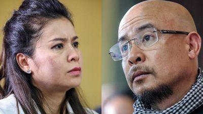 Bà Diệp Thảo nói đã rút đơn ly hôn, sao tòa sơ thẩm còn xử