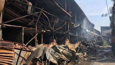 Viện Khoa học hình sự kết luận nguyên nhân vụ cháy Công Rạng Đông