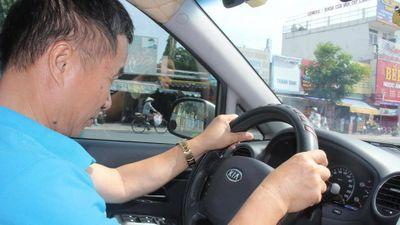 Cận cảnh hệ thống camera chống ngủ gật cho lái xe ô tô