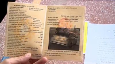 Nhiều người dính bẫy mua taxi trả góp ở Bắc Ninh