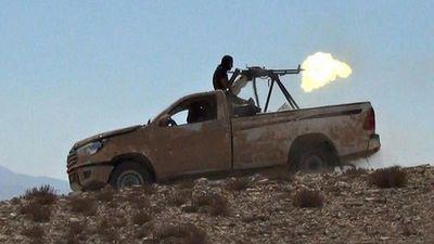 Khủng bố IS 'điên cuồng' tàn sát Quân đội Syria ở Homs