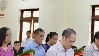 Clip: Xét xử vụ nâng điểm thi THPT Quốc Gia năm 2018 ở Hà Giang