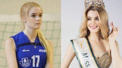 Thiên thần bóng chuyền Nga tuyên bố từ bỏ thể thao, đi thi hoa hậu