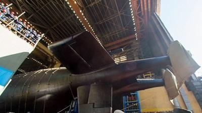 Nga chốt thời gian chạy thử, bàn giao siêu tàu ngầm Belgorod