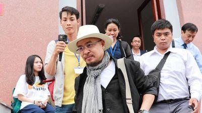Sẽ xét xử kín vụ tranh chấp ly hôn của vợ chồng ông Đặng Lê Nguyên Vũ