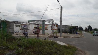Tan hoang văn phòng xây dựng trái phép của Công ty Alibaba tại Long Thành