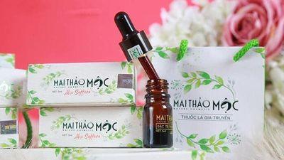 Thu hồi sản phẩm Mai Thảo Mộc Nature Cosmetic