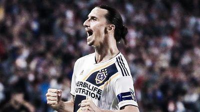 Ibrahimovic ghi bàn và kiến tạo trên đất Mỹ