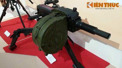 Sức mạnh siêu súng chống 'biển người' trong biên chế Việt Nam