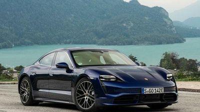 Khám phá quy trình sản xuất xe Porsche Taycan