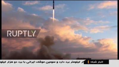 Uy lực tên lửa 'khủng' của Iran khoe trong ngày diễu binh