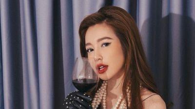 Hot girl Elly Trần chia sẻ kinh nghiệm 'rượu bia' khiến hội chị em lưu tâm