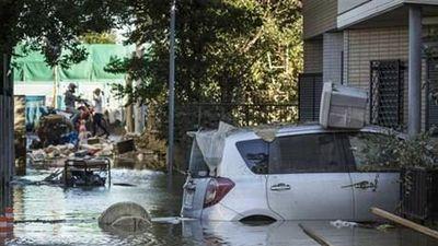 Nhật Bản tan hoang sau cuộc đổ bộ của siêu bão Hagibis