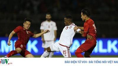 Dư âm U22 Việt Nam 1-1 U22 UAE: Trong hư có thực
