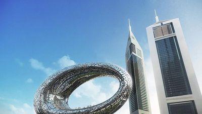 Bên trong bảo tàng tương lai hình 'quả trứng' ở Dubai