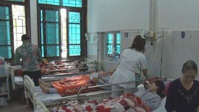 20 công nhân công ty GOLDEN VICTORY Việt Nam nhập viện nghi ngộ độc khí