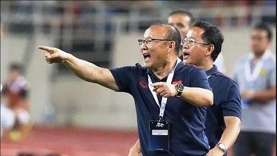 Hai năm thay đổi bóng đá Việt Nam của ông Park