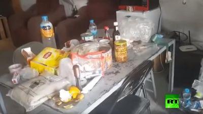 Cận cảnh căn cứ bỏ hoang đầy 'rác' của Mỹ tại Syria