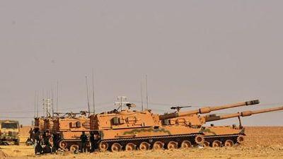 Giao tranh ác liệt tiếp tục diễn ra tại biên giới Syria-Thổ Nhĩ Kỳ