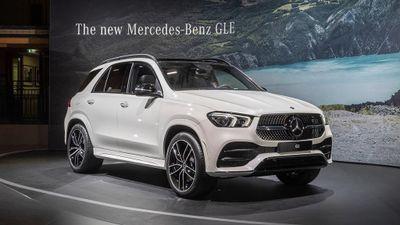 Mercedes-Benz GLE 2020 sắp ra mắt tại Việt Nam giá bao nhiêu?