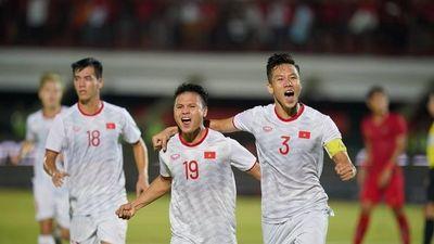 Thắng Indonesia, Việt Nam trở lại top 15 đội mạnh nhất châu Á