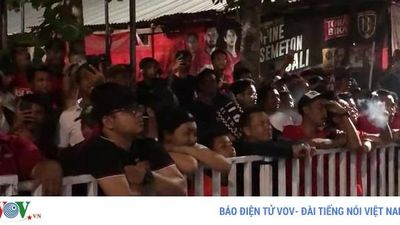 Cổ động viên Indonesia đòi sa thải HLV Simon Mcmenemy