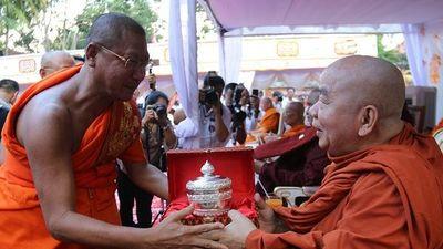 53 nhà sư từ 5 quốc gia lưu vực sông Mekong giao lưu văn hóa tôn giáo