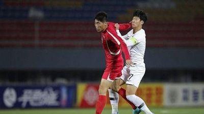 Đoàn đội tuyển Hàn Quốc tố Triều Tiên thi đấu thiếu fair-play