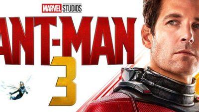 Tưởng hủy bỏ, Marvel bất ngờ xác nhận sẽ sản xuất Ant-Man 3!