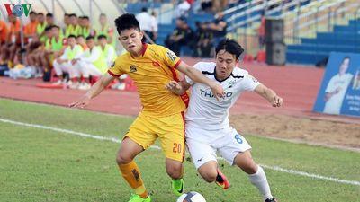 TRỰC TIẾP vòng 25 V-League 2019: Nóng bỏng cuộc chiến trụ hạng