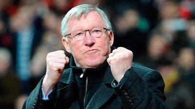 Sir Alex đến sân tập MU trước trận đại chiến Liverpool