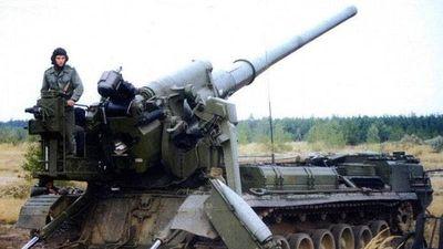 Siêu pháo tự hành 203mm giúp được gì cho Hải quân Nga?